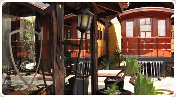Pousada em Tiradentes - Pousada Trem do Imperador