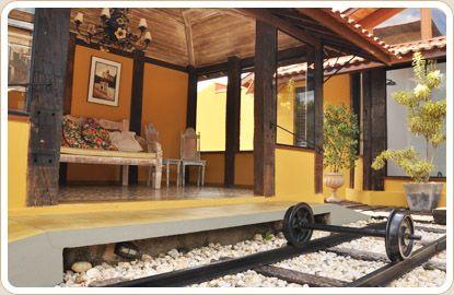 Pousada em Tiradentes - Pousada Trem do Imperador 6